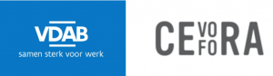 Logo VDAB en CEVORA